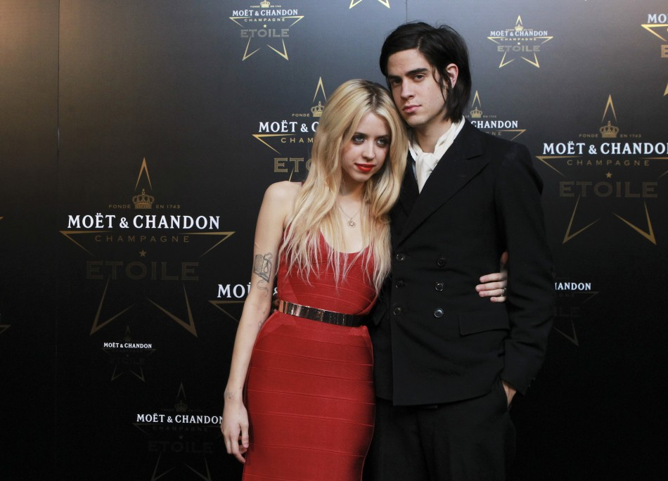 Peaches Geldof and Thomas Cohen parents of Astala Geldof-Cohen