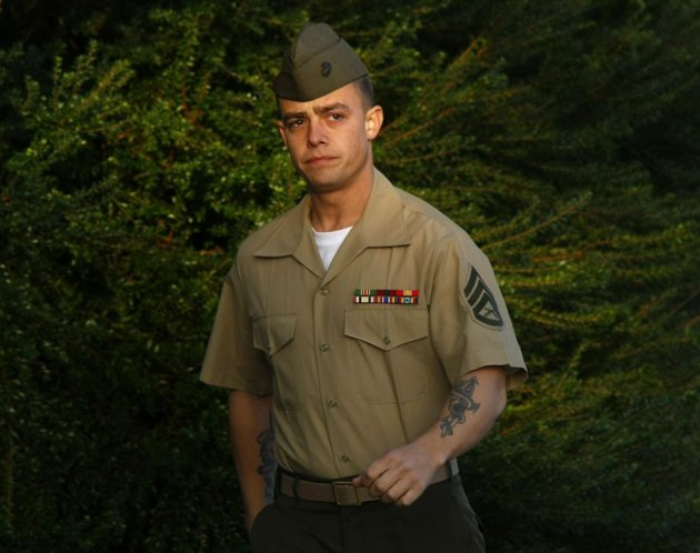 United States Marine Staff Sgt. Frank Wuterich