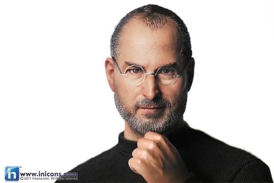 Steve Jobs doll