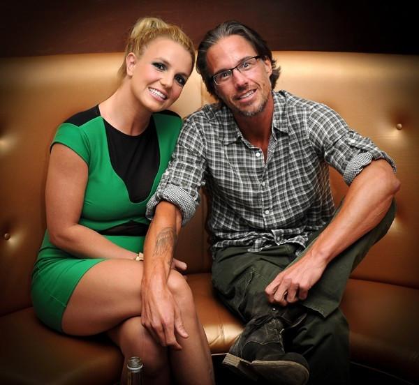 Britney Spears, Jason Truck.