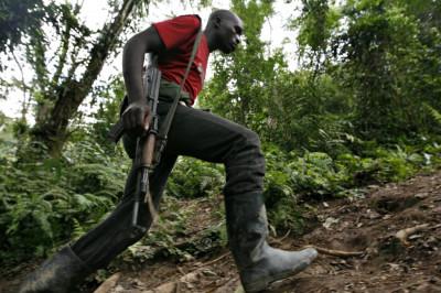 Rwanda Hutu Rebel