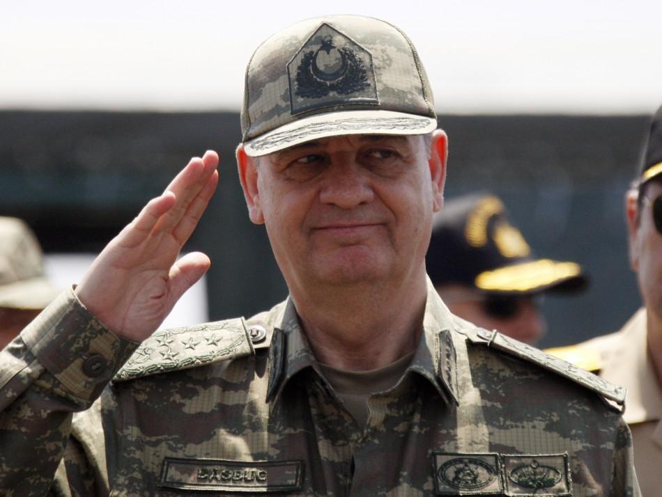 Turkish Chief of Staff General Ilker Basbug