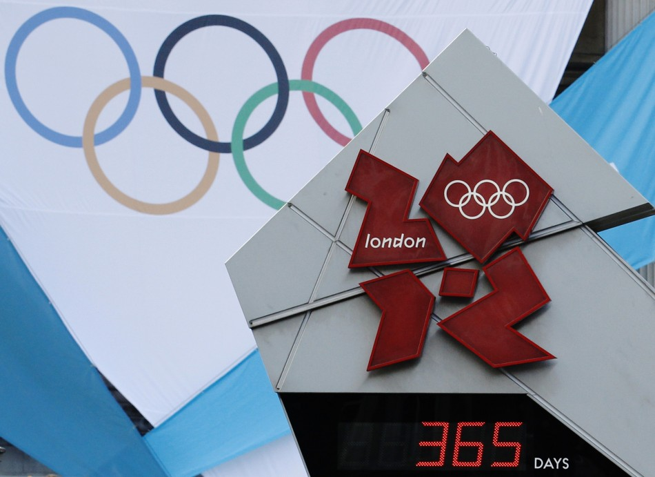 London 2012 Olympic Games tickets