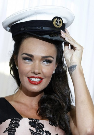 Socialite Tamara Ecclestone Glams Up 2012 London Boat Show Opening