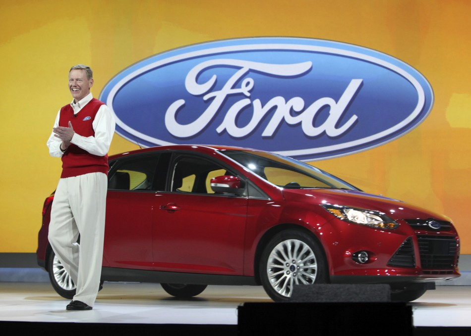 Fords keynote speech at CES 2011