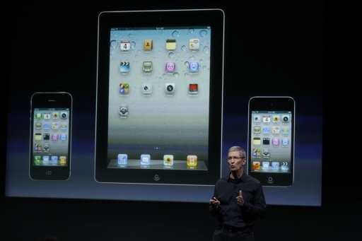 Apple iTouch, iPhone and iPad