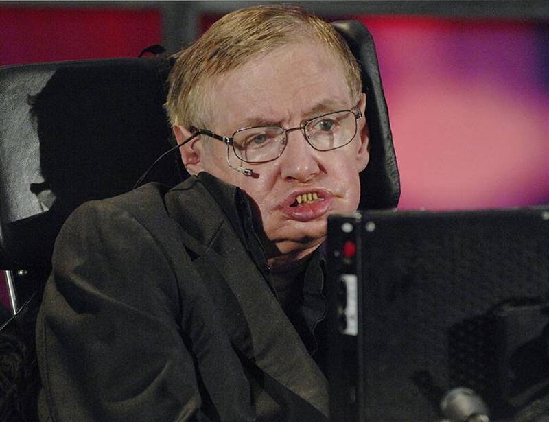 Stephen Hawking has turned 70
