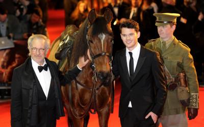 War Horse Premiere, London