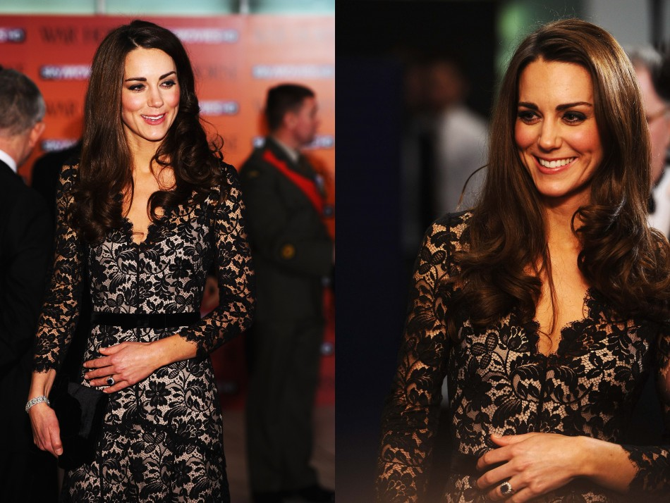 Kate Dazzles on the eve of her birthday