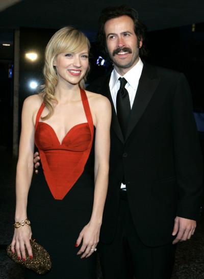 Jason Lee and Beth Jean Riesgraf
