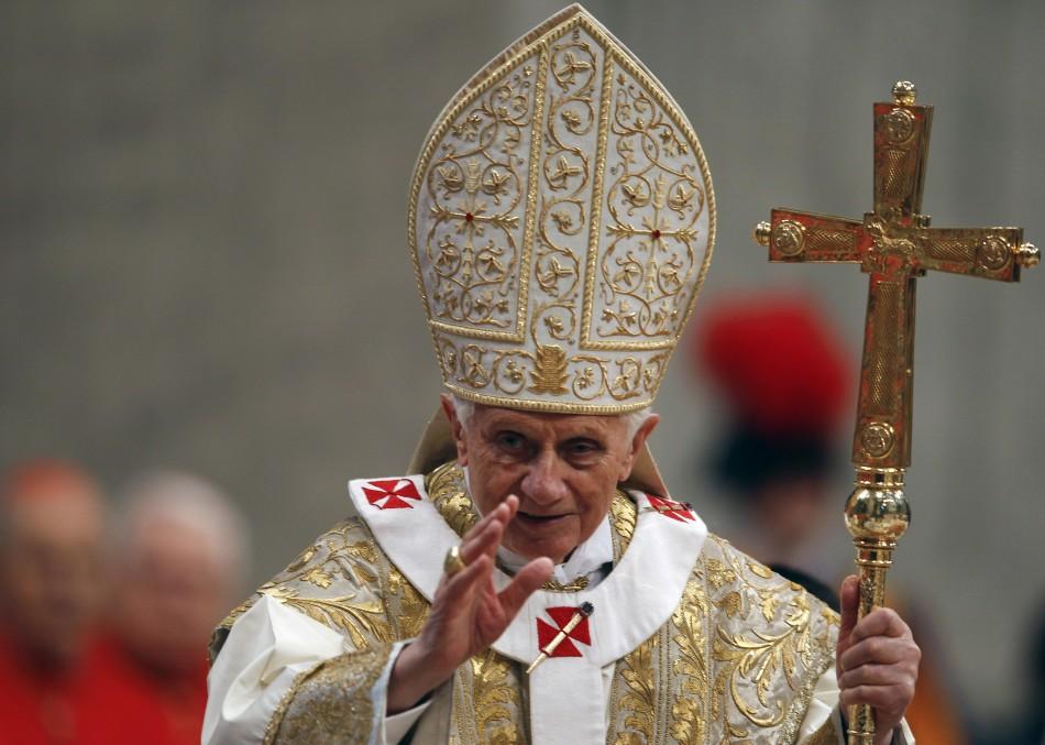 Vatican uses Wikipedia