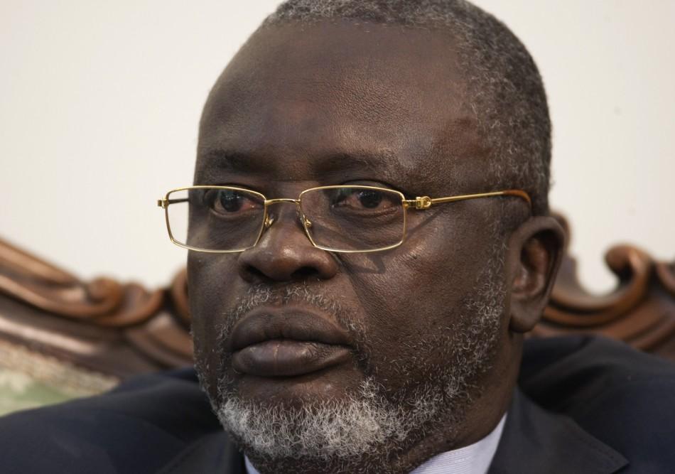 Photo of late Guinea Bissau's President Malam Bacai Sanha