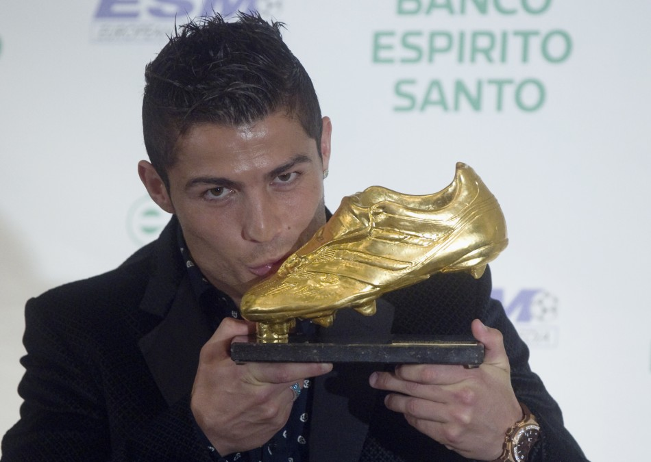 His goalscoring records dont lie