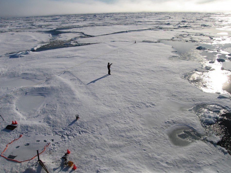 Increased Carbon Dioxide Levels Ended Last Ice Age