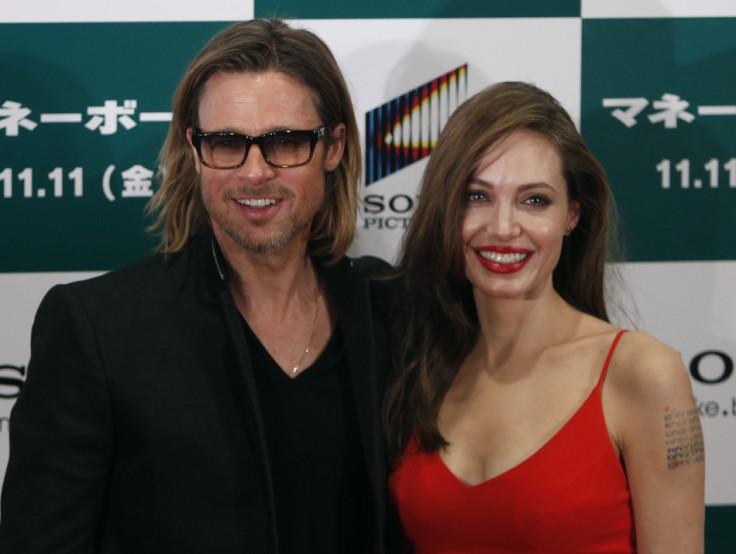 Angelina Jolie and Brad Pitt pressure children marriage