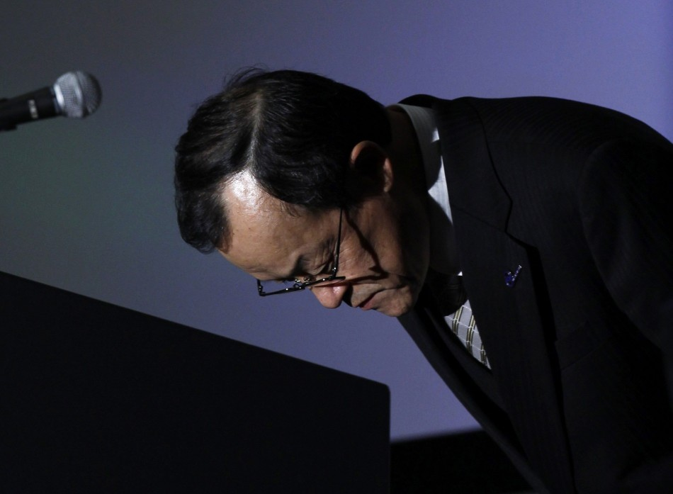 Olympus Corp Shuichi Takayama