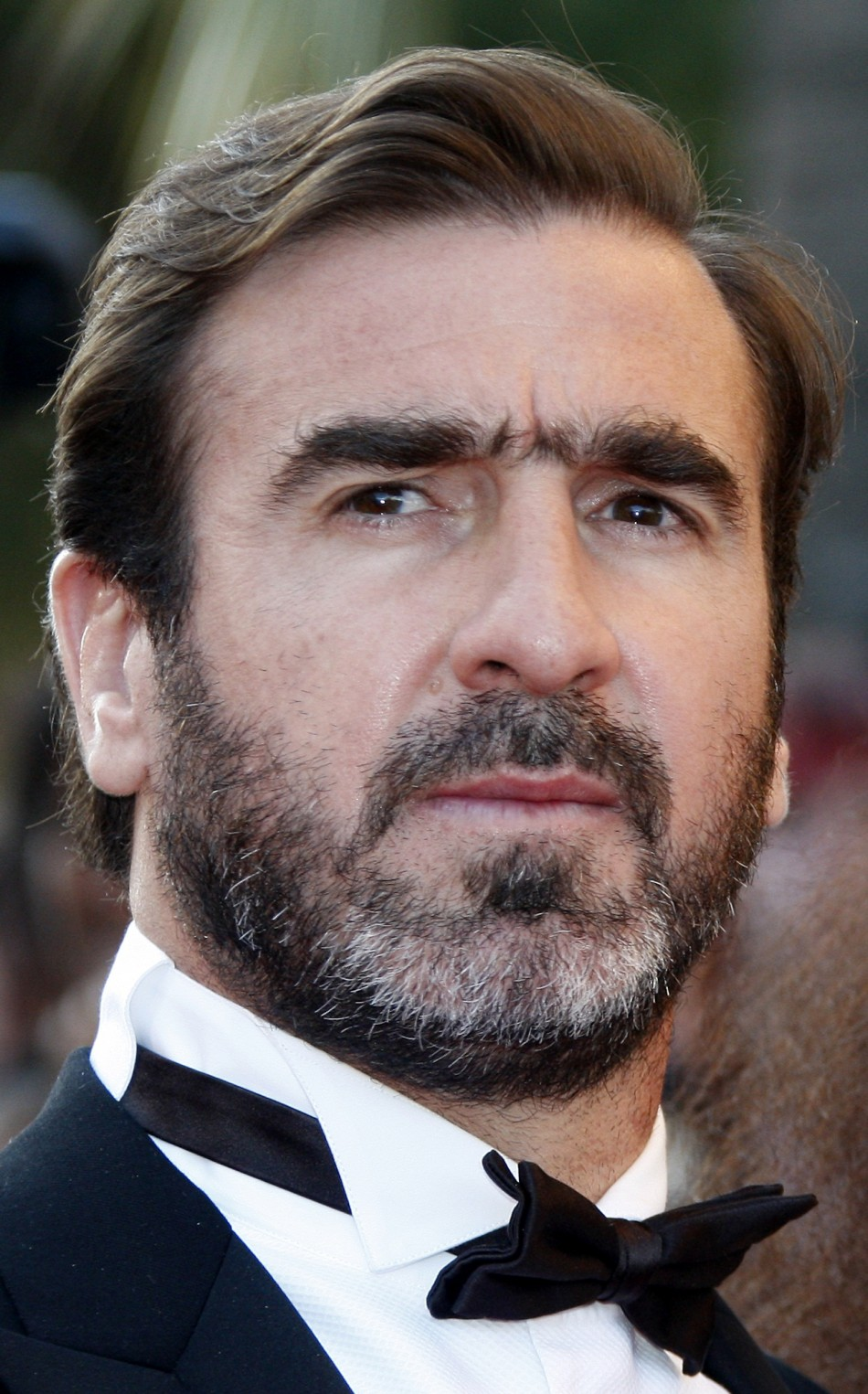Eric Cantona has reportedly set his sights on the French presidency