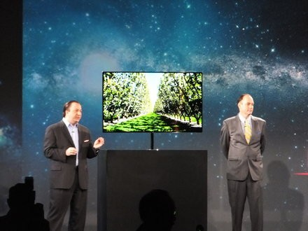Samsung 55-inch Super OLED