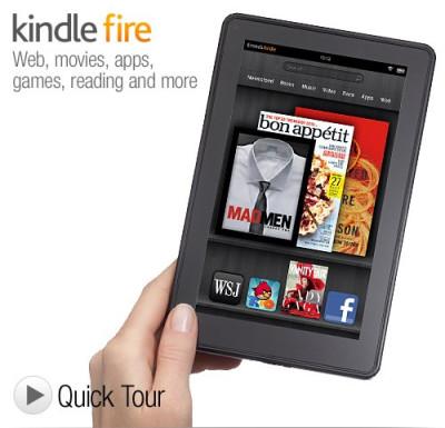 Amazons Kindle Fire