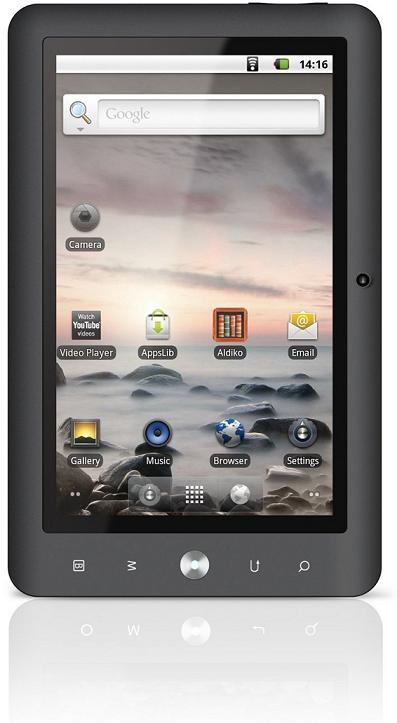 Corby Kyros Mid 7024 7 Inch Tablet