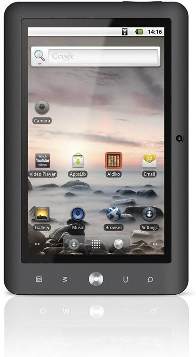 Corby Kyros Mid 7024 7 Inch Tablet