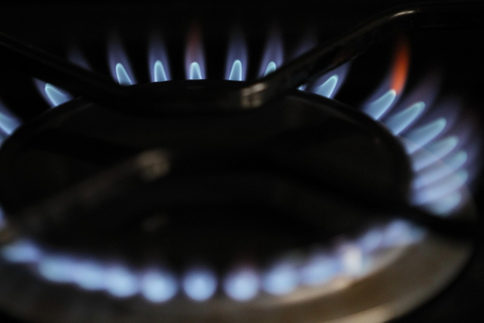 Gas energy bills