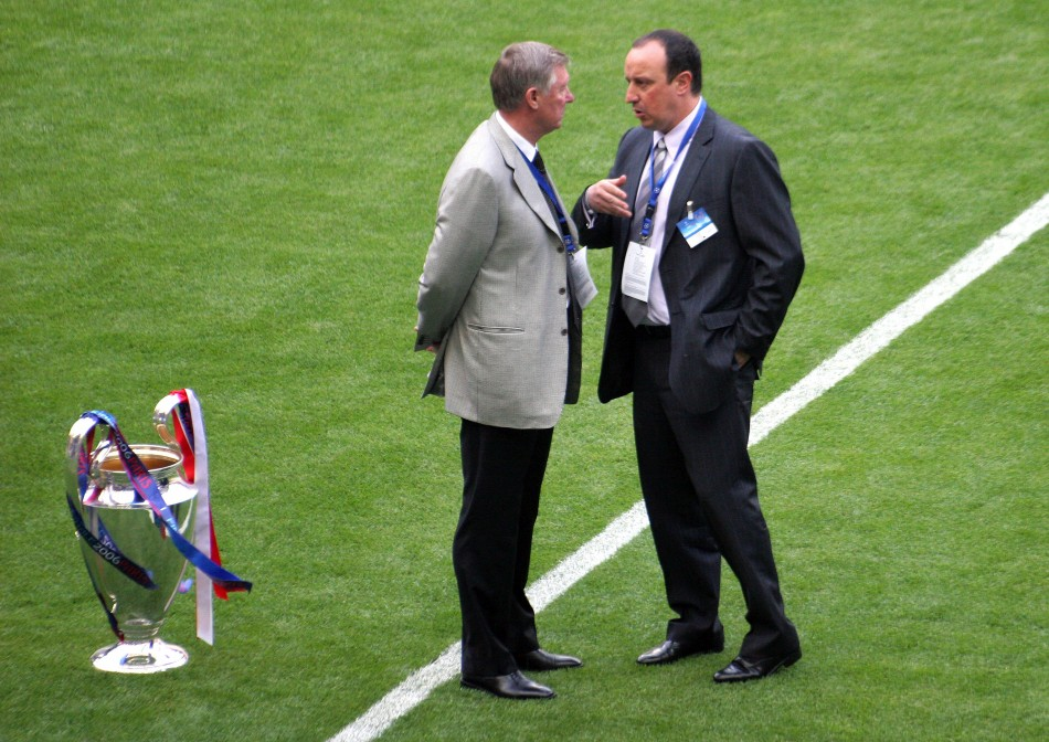 Ferguson and Benitez