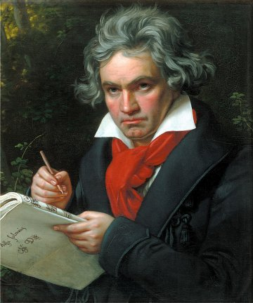 Rare Six-Page Letter by Beethoven Complaining About 'Low Salary' Discovered