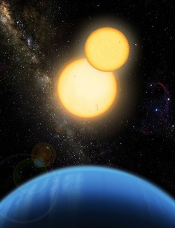 Two New Circumbinary Planets Discovered