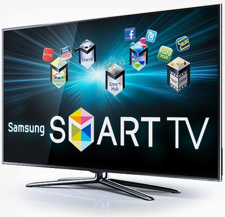 Samsung 55-inch Super OLED Smart TV