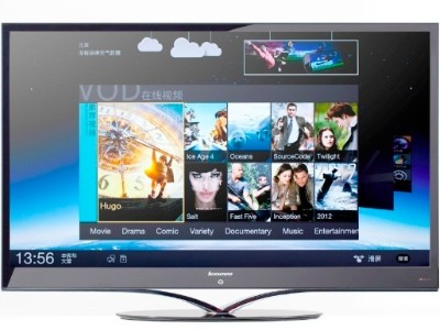 Lenovo's Android Powered TV