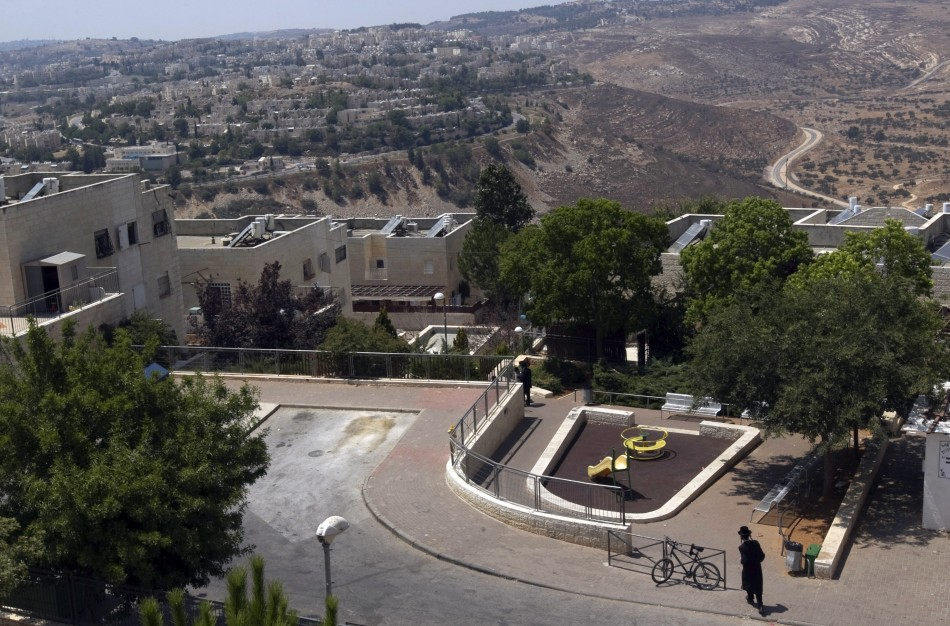 Jewish settlement in West Bank