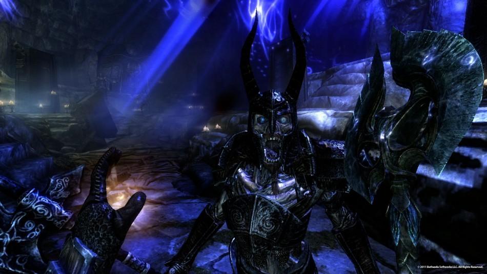 Elder Scrolls V : Skyrim