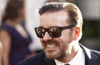 Ricky Gervais from quotThe Officequot