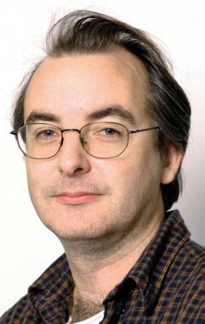 Oxford University's  Professor Steven Rawlings