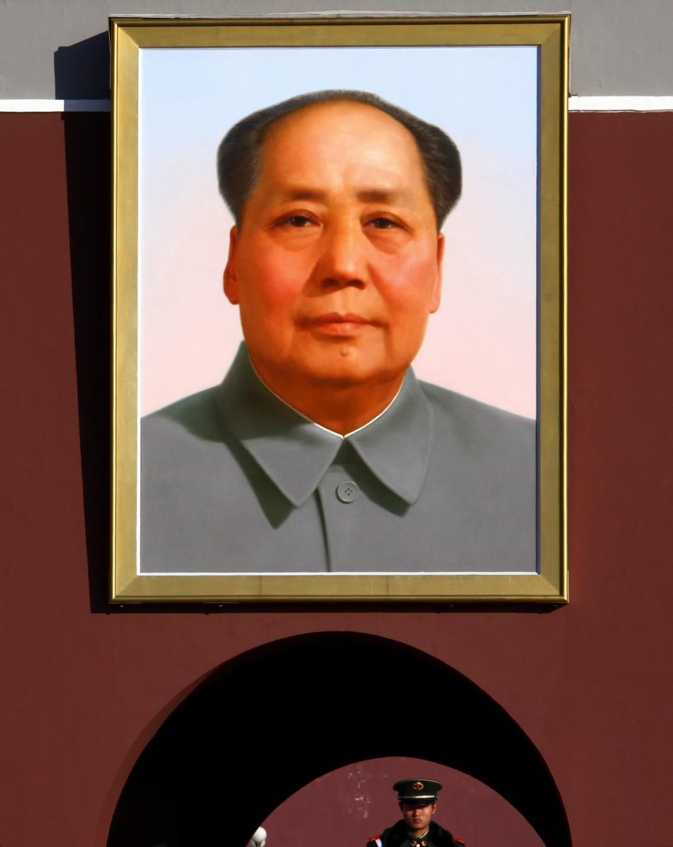 Mao Zedong's Suits