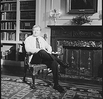 Jimmy Carter's Cardigan