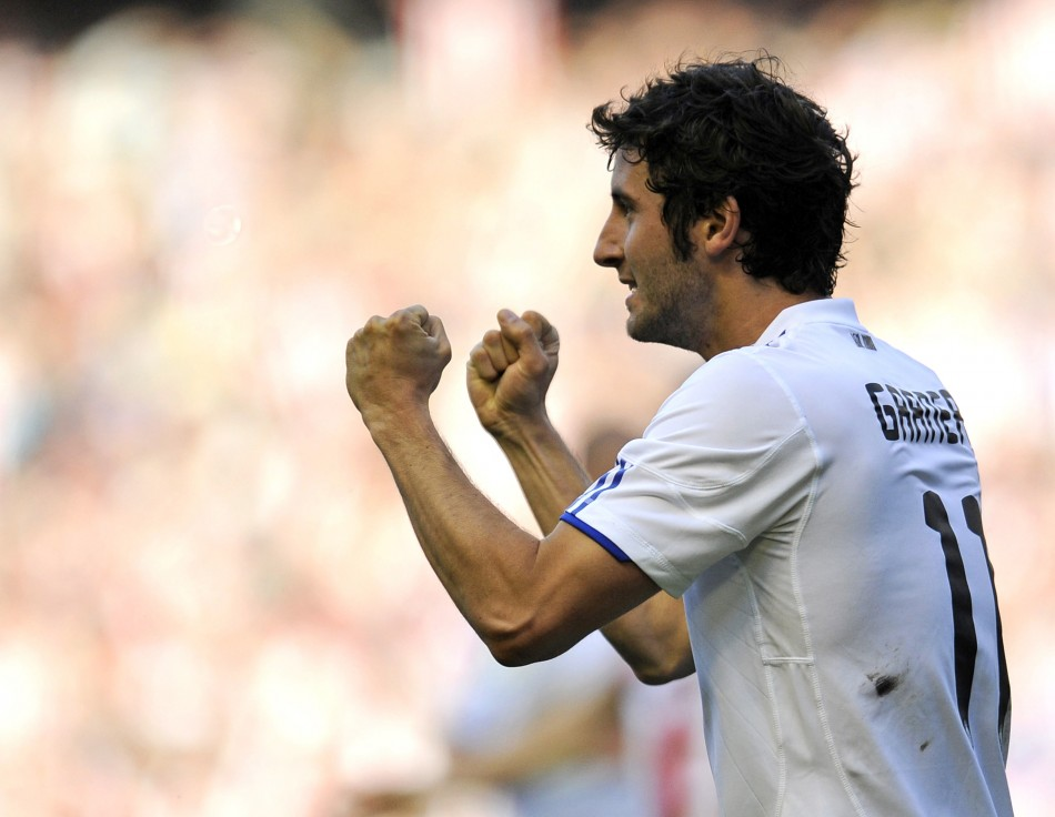 Real Madrid's Esteban Granero could join Liverpool in the summer
