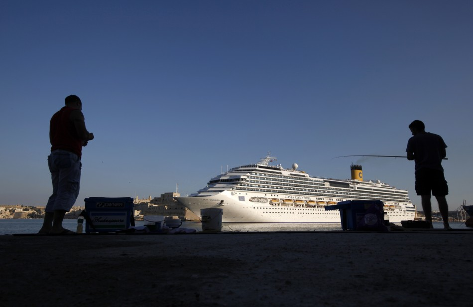 Italian Cruise Ship Costa Concordia