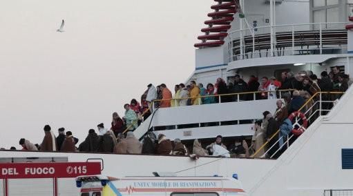 Cruise Ship Tragedy