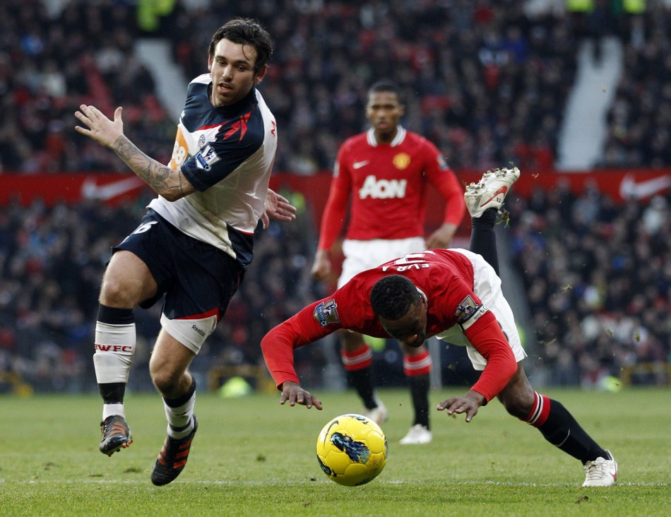 Manchester United-Bolton Wanderers