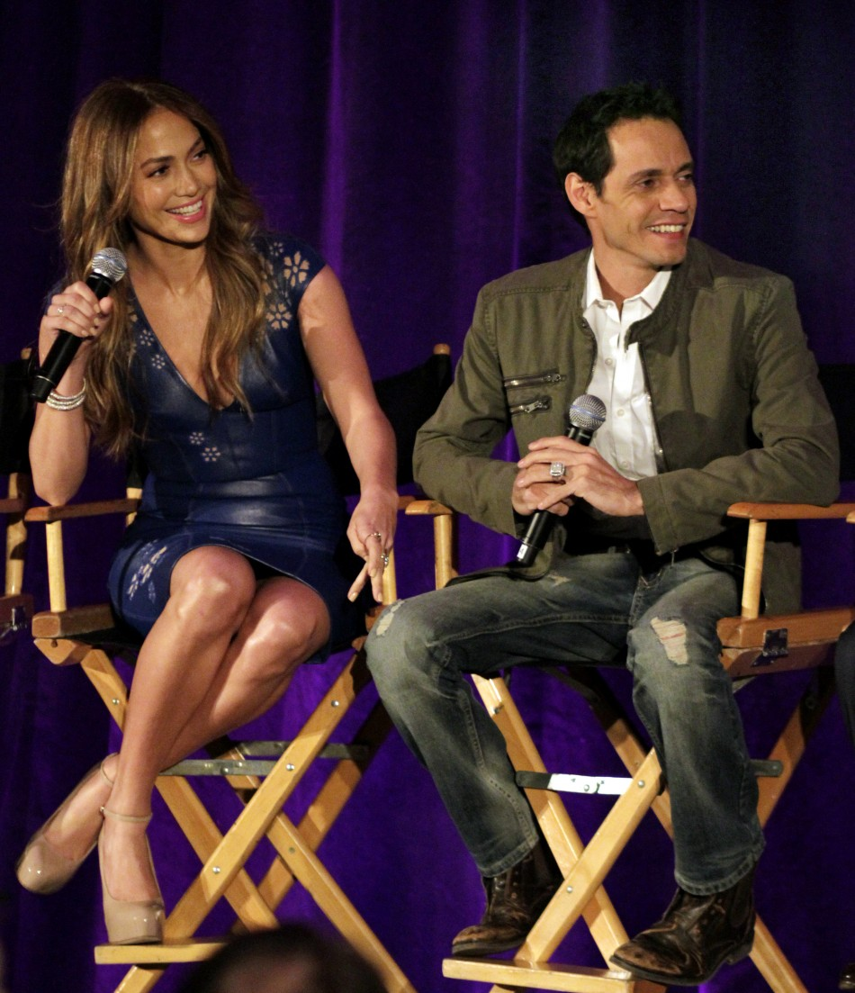 Jennifer Lopez and Marc Anthony's son Max Anthony came in 6th spot