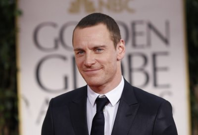 Actor Michael Fassbender