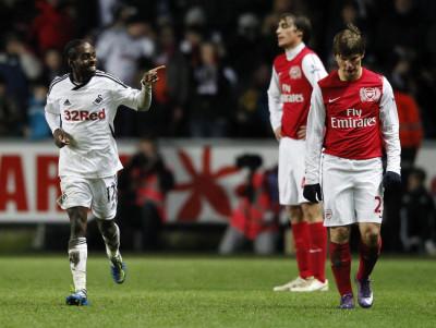 Arsenal-Swansea