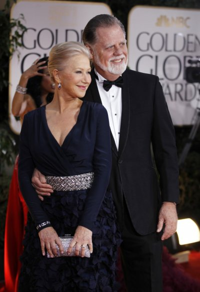 Best Dressed Couple at Golden Globe Awards