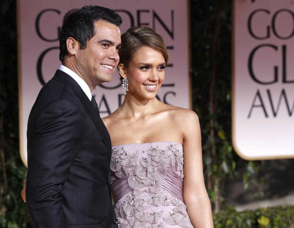 Best Couple at Golden Globe Awards