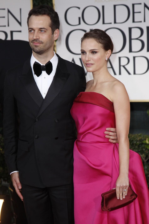 Best Dressed Couple at Golden Globe Awards