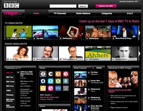 Bbc Player Channel