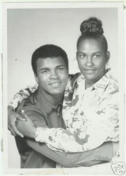 Muhammad Ali and Belinda Boyd