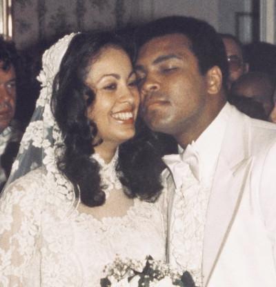 Muhammad Ali and Veronica Porsche